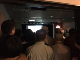 市民活動フェス2017上映会:開始直後
